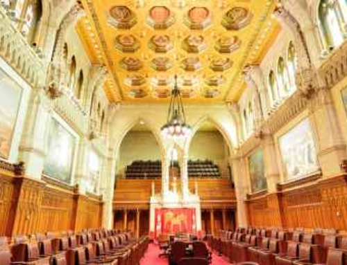 Harassment in Parliament Inappropriate