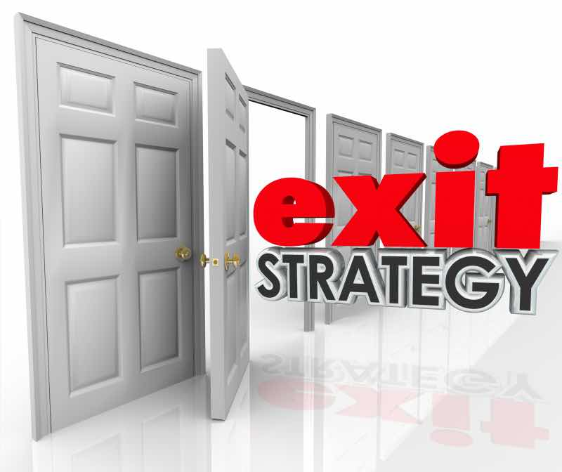 Risk Assessment- Always Have An Exit Strategy!