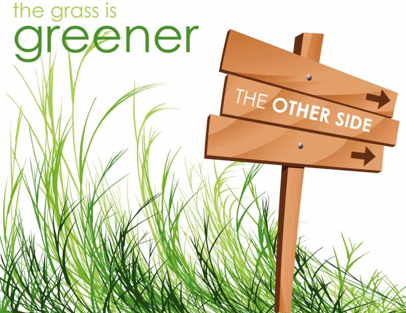 The Green Grass and Leadership