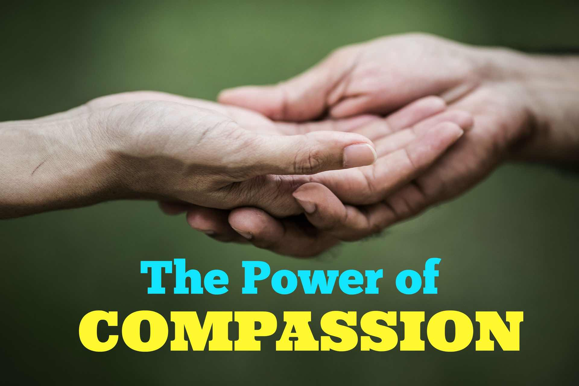 Using Compassion to fight Bullying and Harassment