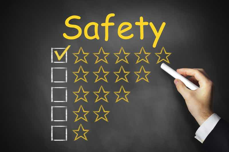 How Many Stars Does Your Workplace Get For Safety Culture?