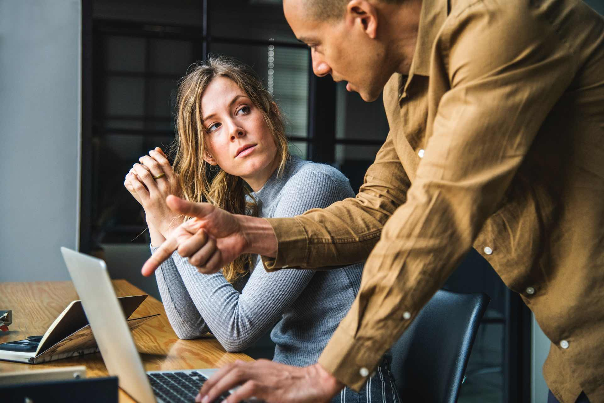Conflicts In The Workplace: Sources And Solutions