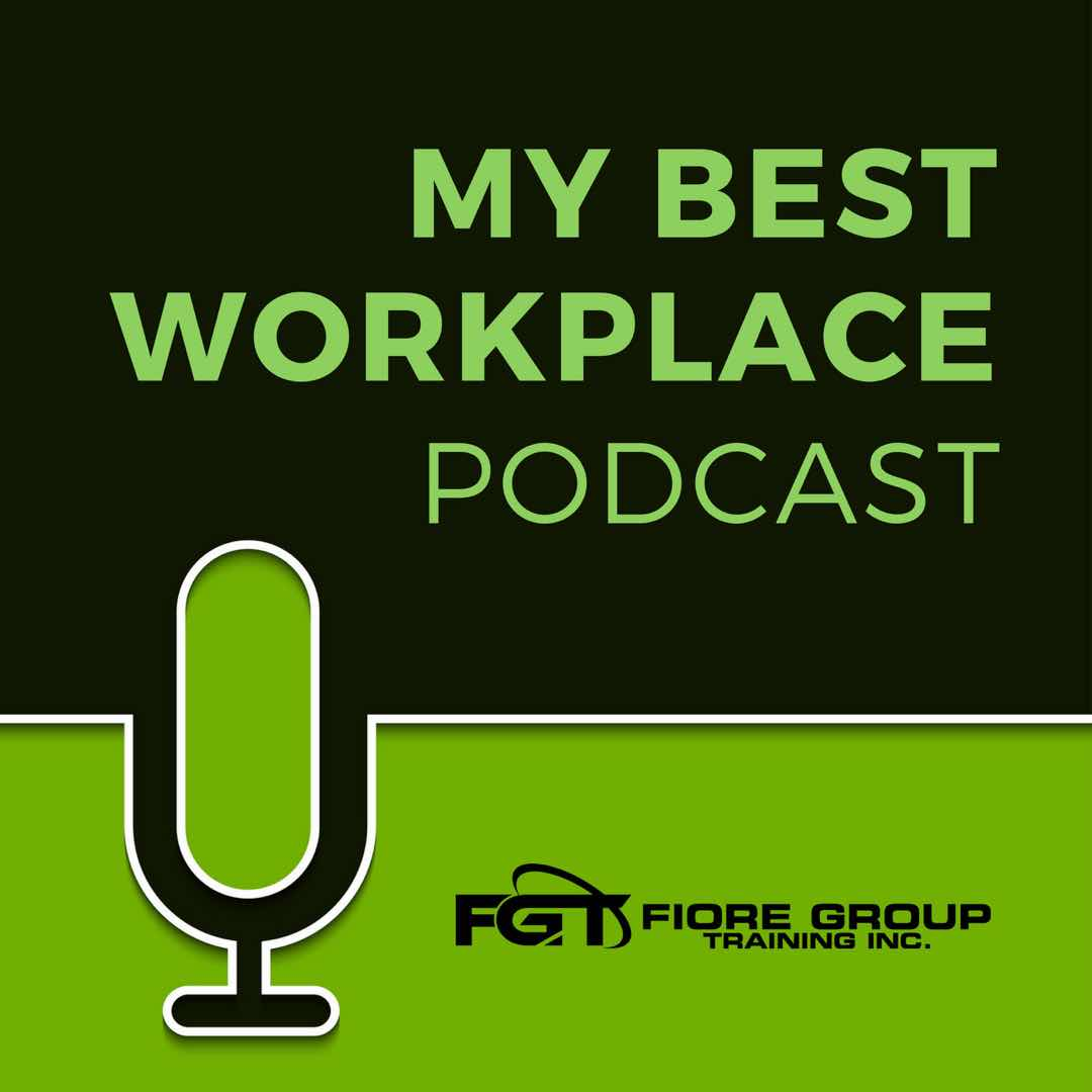 My Best Workplace Podcast Cover