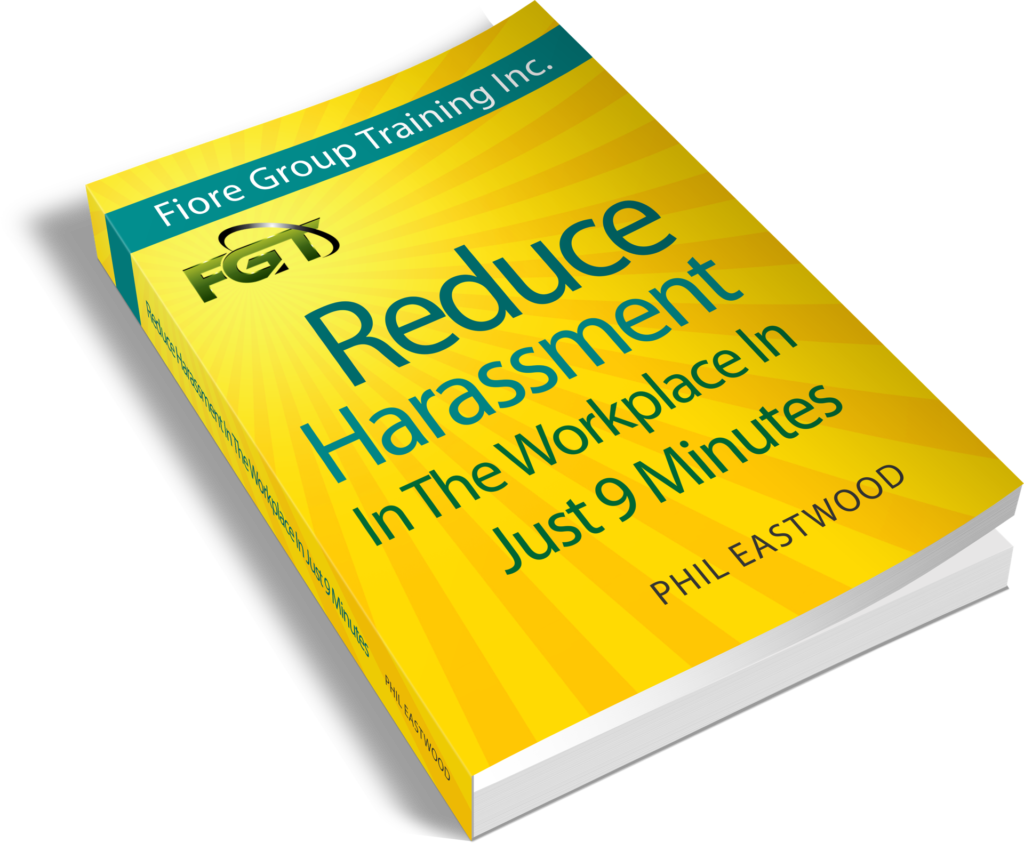 Reduce Harassment In The Workplace In Just 9 Minutes