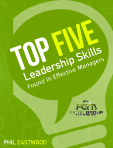 Top 5 Leadership Skills