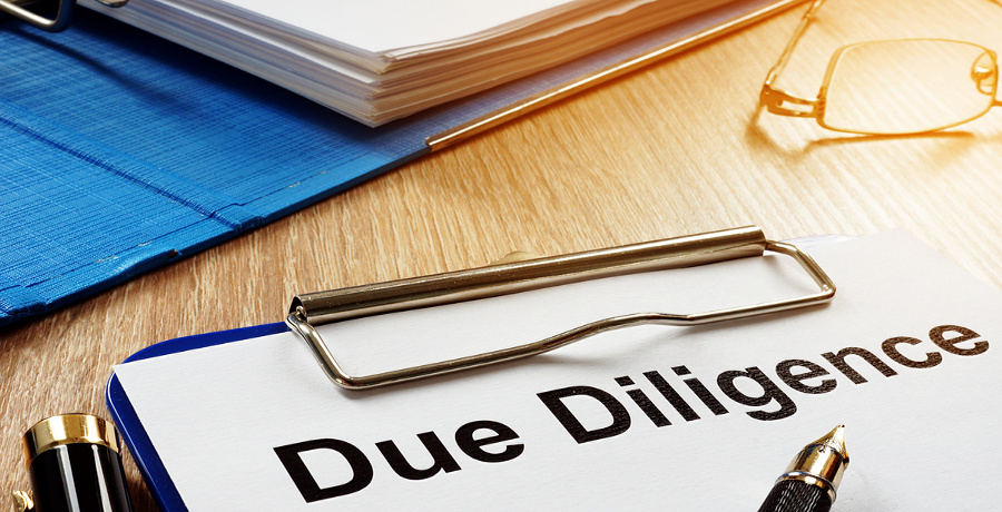 Due Diligence Compliance Training