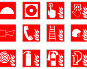workplace safety symbols