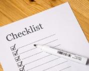 Reduce Bullying Checklist