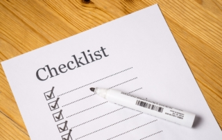 Reduce Bullying Checklist