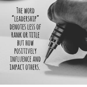 Trust in Leadership Phil Eastwood