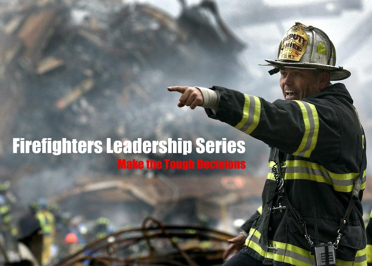 Leaders Make Tough Decisions