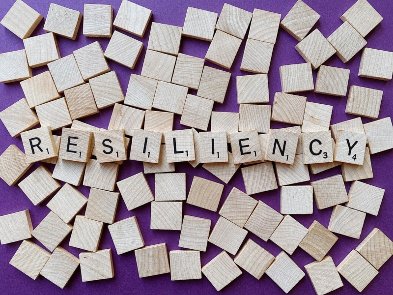 be resilient living leadership